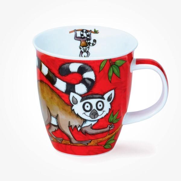 Dunoon mugs Nevis Swingers Lemur
