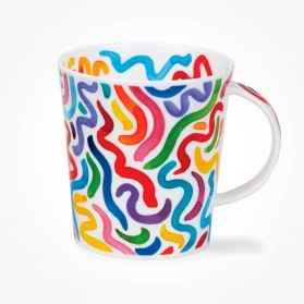 Dunoon mug Lomond Wiggle