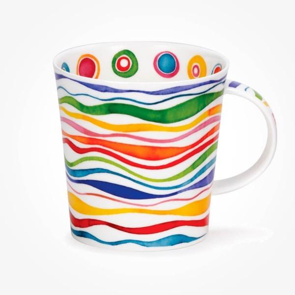 Dunoon Lomond Ripple mug
