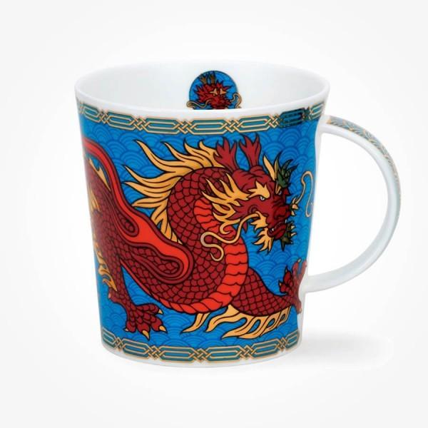 Donoon Lomond Dragons Blue Mug