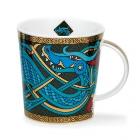 Donoon Lomond Dragons Green Mug