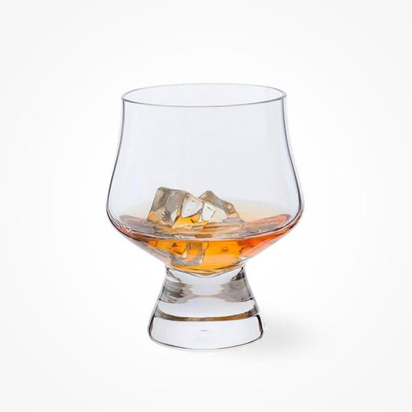 Dartington Crystal Armchair Spirits Snifter Glass