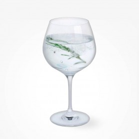Dartington Crystal Glitz Single Gin & Tonic Copa Gift Boxed