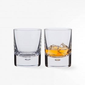 Dartington Crystal Exmoor Old Fashioned Glasses Pair