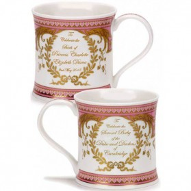 Dunoon Mugs Wessex Royal Baby Souvenir