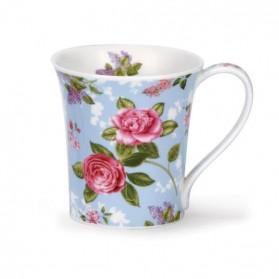 Dunoon Mugs Jura Fleurs Roses