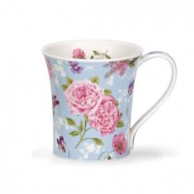 Dunoon Mugs Jura Fleurs Camellias