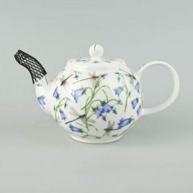 Dunoon Dovedale & Harebell Small Teapot 0.75L Gift Box