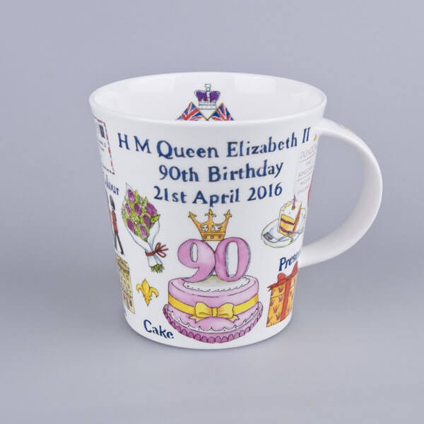 Cairngorm HM QUEEN ELIZABETH II 90TH Birthday