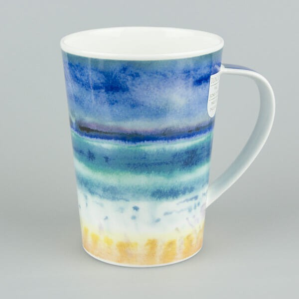 Argyll Mugs Ocean's Edge Yellow