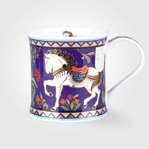 Dunoon Mugs Wessex Minerva Horse