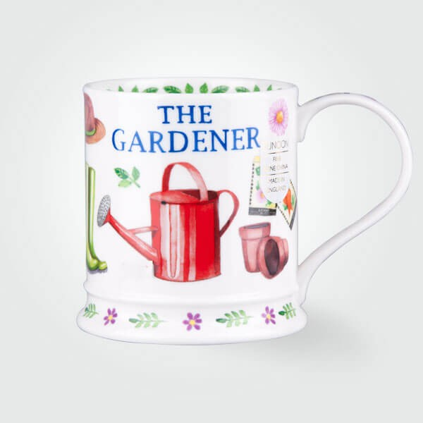 Dunoon Mugs IONA Characters the Gardener