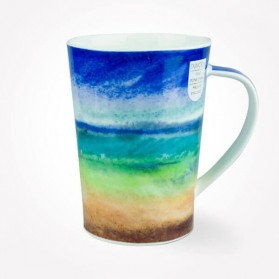 Argyll Mugs Ocean's Edge Green