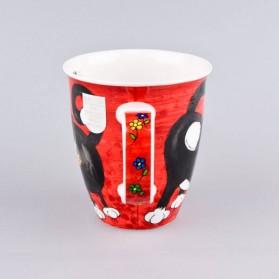 Dunoon Mugs Nevis Crazy Gang Cat mug