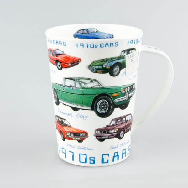 Argyll Mugs Classic Cars 1970's