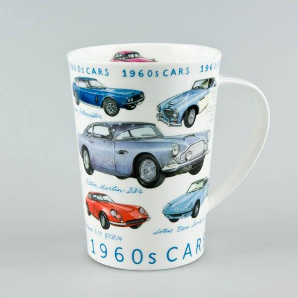 Argyll Mugs Classic Cars 1960's