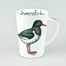 Dunoon mugs Argyll Oyster Catcher