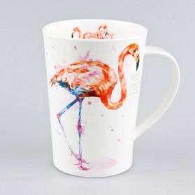 Dunoon Argyll Flamingo Mug