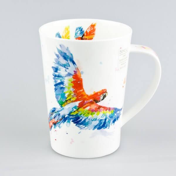 Dunoon Argyll Macaw Mug
