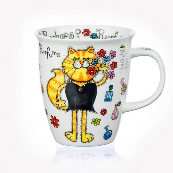 Nevis Purrfect Cats Purrfume Mug
