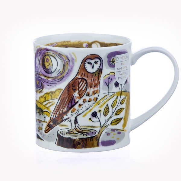 Dunoon Orkney Shape Enchantment Owl