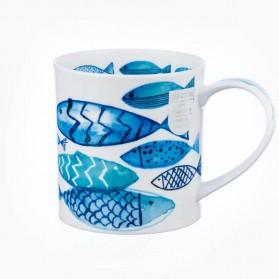Dunoon Orkney Shape Go Fish mug