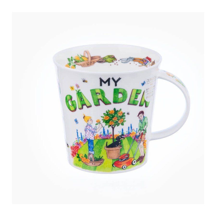 sc 1 st  Chloris Tableware & Dunoon Cairngorm My Garden - My Series