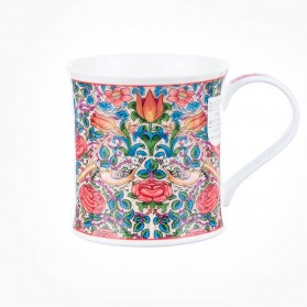 Dunoon Mugs Wessex Arts & Crafts Collection Rose