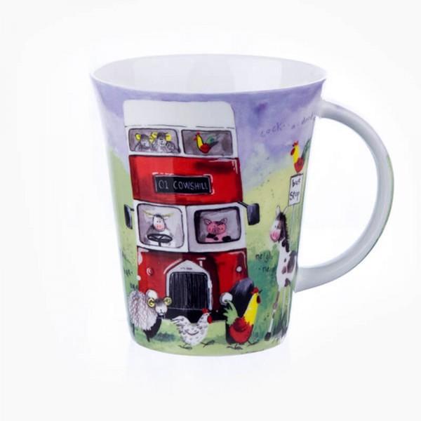 Alex Clark DAY TRIP Flirt mugs