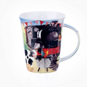 Alex Clark DAY TRIP Flirt mugs