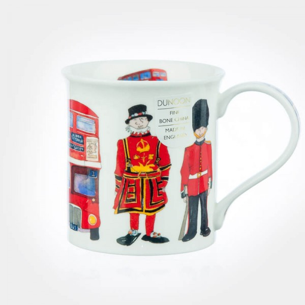 Dunoon Mugs Bute London Icons