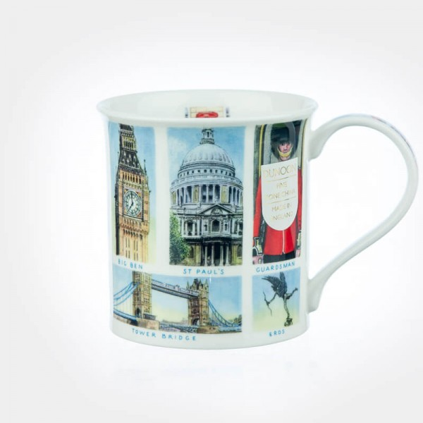Dunoon Mugs Bute London Landmarks