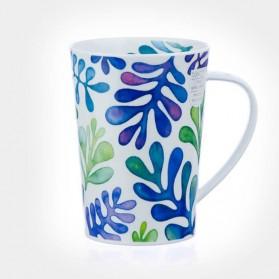 Dunoon mugs Argyll Laguna blue