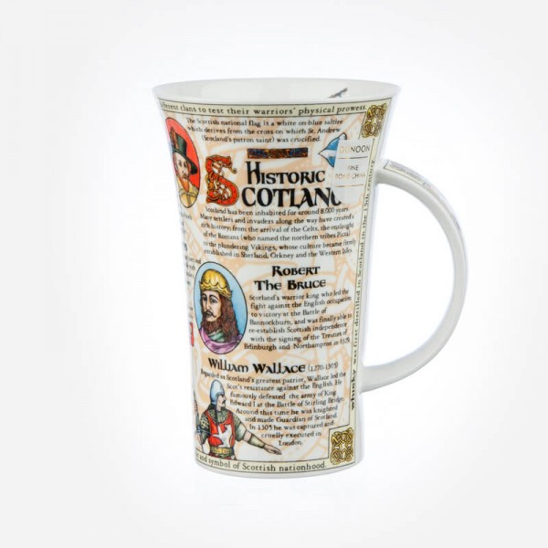 Dunoon Mugs Glencoe Historic Cotland
