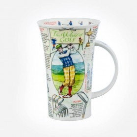 Dunoon Mugs Glencoe World of Golf