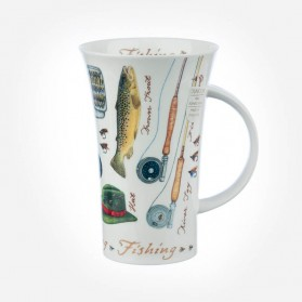 Dunoon Mugs Glencoe Sports Memorabilia Fishing