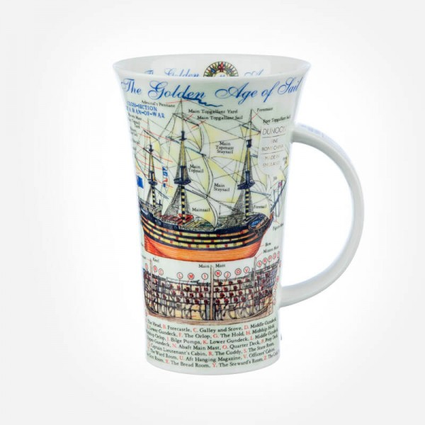 Dunoon Mugs Glencoe Golden Age of Sail