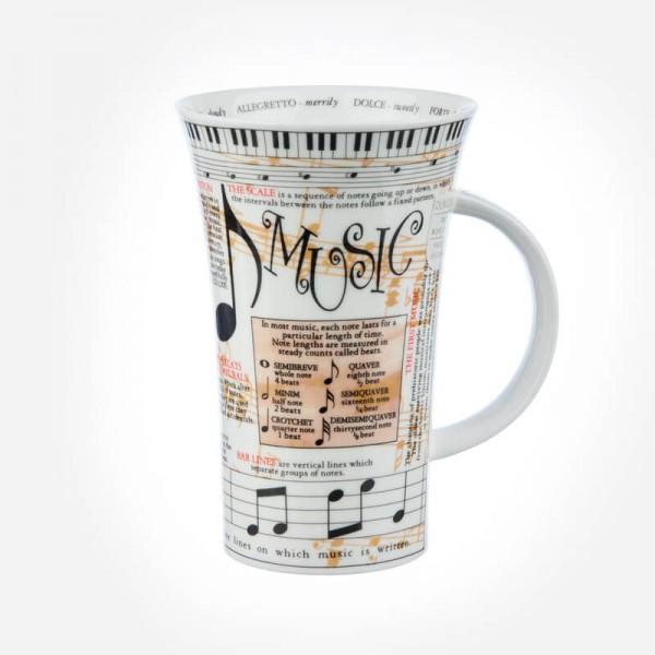 Dunoon Mugs Glencoe Music