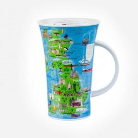Dunoon Mugs Glencoe Iconic Britain