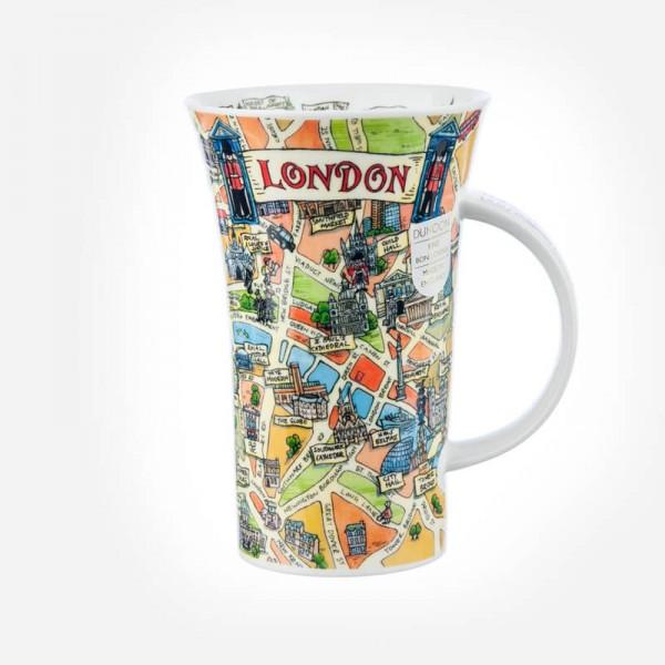 Dunoon Mugs Glencoe Tour of London