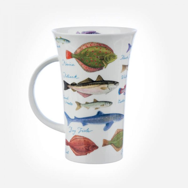 Dunoon Mugs Glencoe Fresh Water Fish