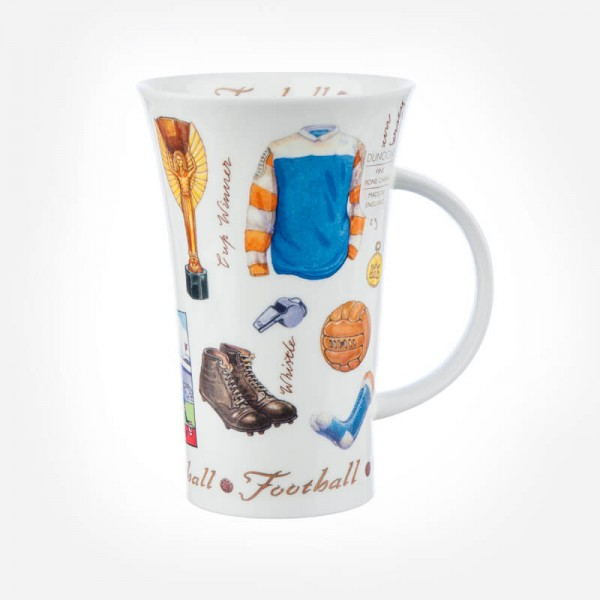 Dunoon Mugs Glencoe Sports Memorabilia Football