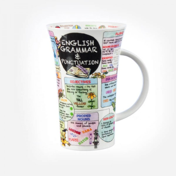 Dunoon Mugs Glencoe English Grammar