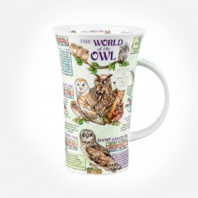 Dunoon Mugs Glencoe World of the Owl