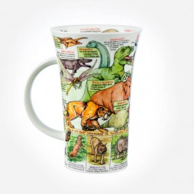 Dunoon Mugs Glencoe Extinct & Endangered Species