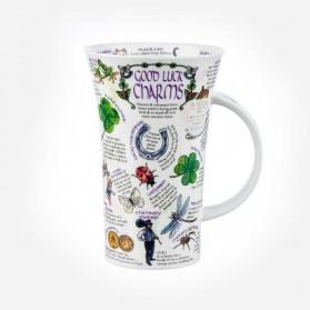 Dunoon Mugs Glencoe Good Luck Charms