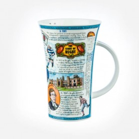Dunoon Mugs Glencoe Story OF Rugby