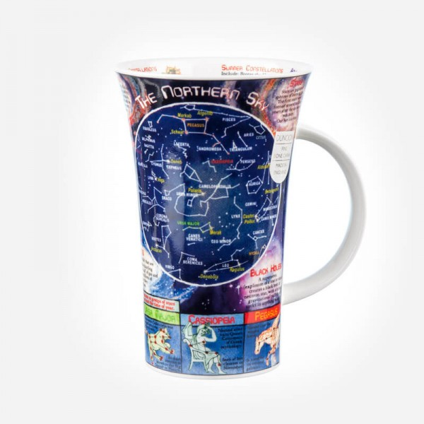 Dunoon Mugs Glencoe Night Sky