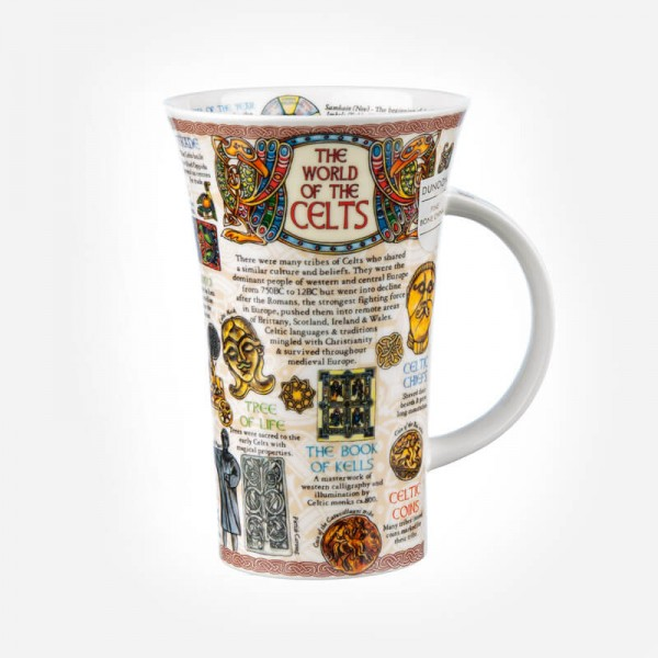 Dunoon Mugs Glencoe World Of The Celts