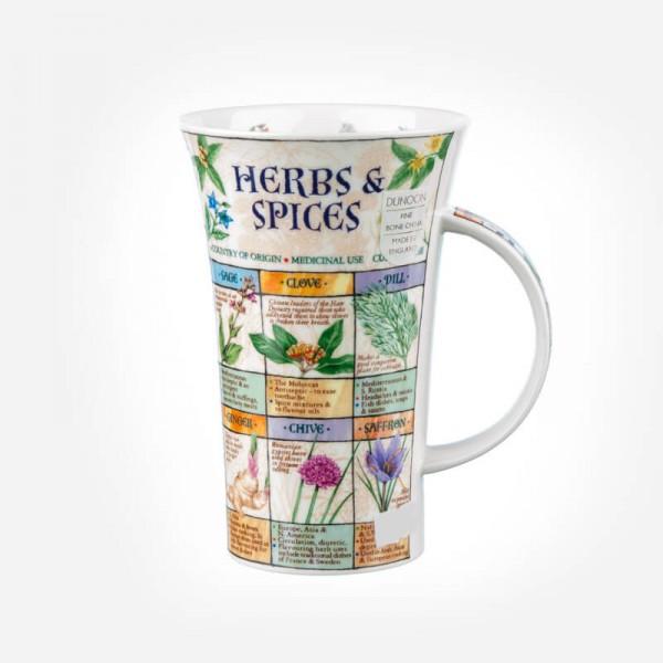Dunoon Mugs Glencoe Herbs and Spices Mug